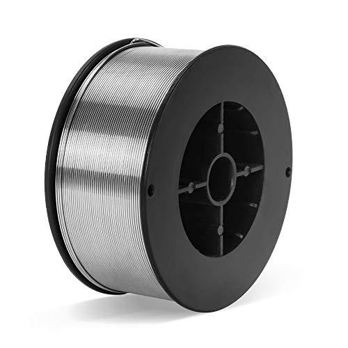 UNAOIWN Gasless Flux Cored Welding Wires Low Carton Steel Self Shielded E71TGS.035-Inch 2lb Spool
