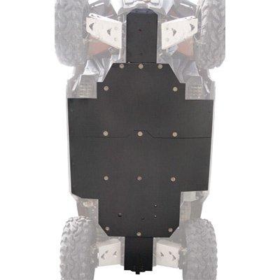 Tusk Quiet-Glide Skid Plate 3/8' POLARIS RANGER RZR 800 RANGER RZR S 800 RANGER RZR S 800 LE