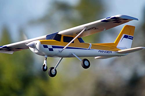 """FMS 1220mm (48"""") Ranger Trainer RC Airplane Water Sea Plane PNP (Floats Included)"""