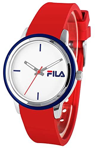 FILA Reloj de pulsera para mujer con segundero.