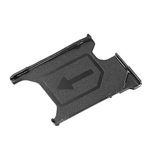 Micro SIM-kortshållare för Sony Xperia Z1 L39h C6902 C6903 C6906 C6943 svart