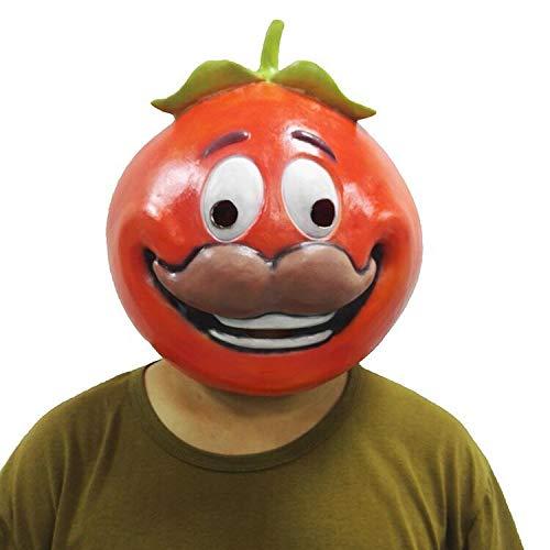 LH Zhenzhi Halloween Maske Tomaten Lustige Latex Maske Für Party