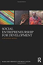 Social Entrepreneurship for Development: A business model
