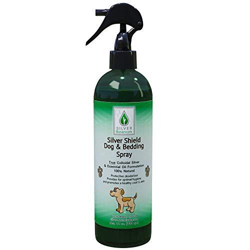 Silver Shield Dog & Bedding Spray | All Natural Colloidal Silver Dog Hygiene Spray