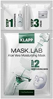 KLAPP MASK.LAB Aloe Vera Moisturizing Mask