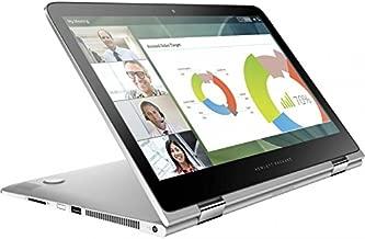 HP 2018 Spectre Pro X360 G2 13.3in Touchscreen 25601440 2-in-1 Laptop Computer, Intel Core i7-6600U up to 3.40GHz, 8GB DDR4, 512GB SSD, AC WiFi, Type-C, HDMI, Windows 10 Pro (Renewed)