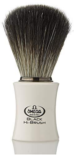 Omega 0196819 Black Hi-Brush Faserpinsel