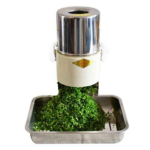 Electric Vegetable Food Chopper Commercial Cutting Machine 220W Large Capacity Vegetable Grinder Mincer Food Slicer Herb Chopper 220V