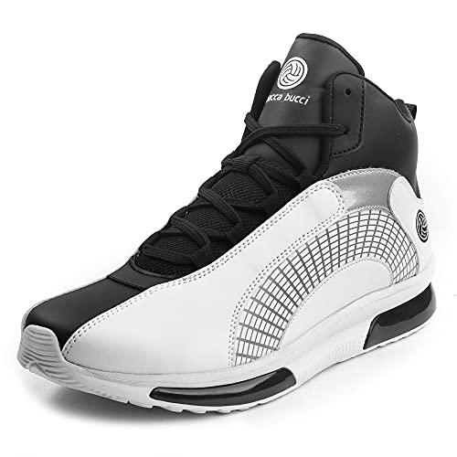 Bacca Bucci Superstar 2.0 Men Fashion Hi Top Sneakers/Street Wear with Dual...