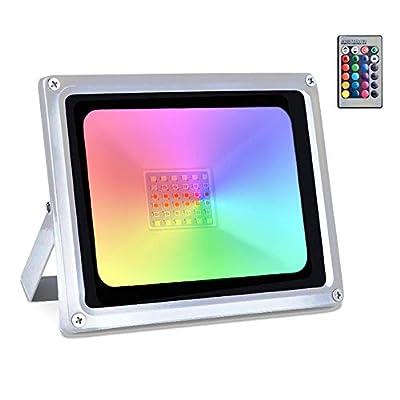 Ankishi Color Changing LED Flood Light