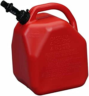 Scepter ECO Jerry Can with Child Resistant Closures (5-Gallon, Gas)