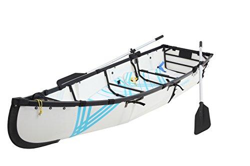 mycanoe ligero Origami plegable plegable porttil barco 9,5m pesca de remo