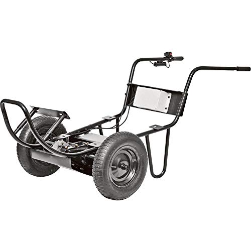 PAW 44009 Power Assist Wheelbarrow Rechargeable Electric Drive System