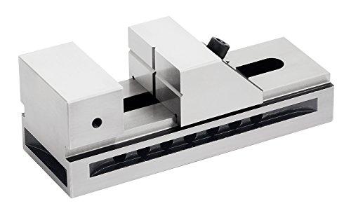 WABECO Niederzug Schraubstock 88 mm Kontroll Schraubstock