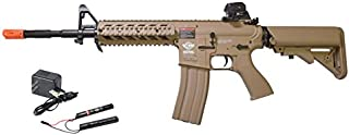 G&G Combat Machine 16 Raider-L Battery & Charger Combo