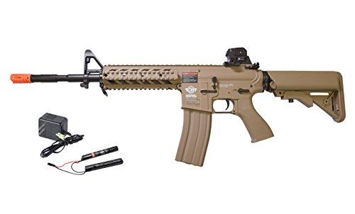 G&G Combat Machine 16 Raider-L Battery & Charger Combo
