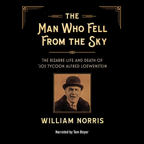 The Man Who Fell from the Sky Titelbild