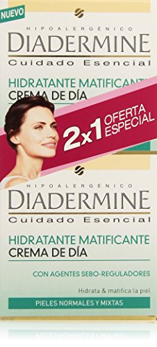 Diadermine Hidratante Crema de Dia 50ml Normal - mixta of.2x1