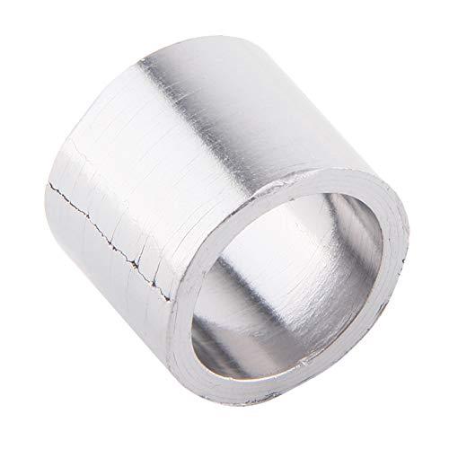 gazechimp Moto Escape Junta Silenciador Conector OD 35mm para CFMOTO CH250 172MM