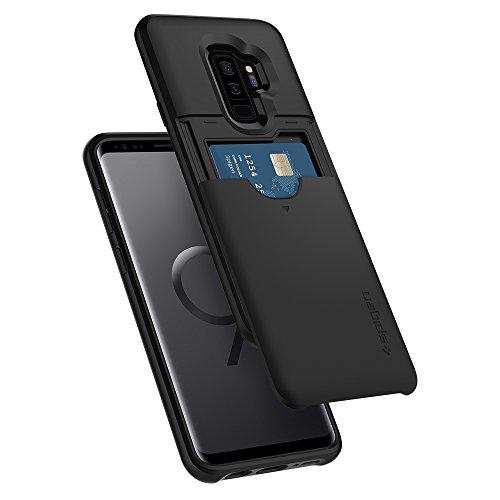 Spigen Slim Wallet Case for Galaxy S9 Plus