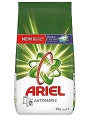 Ariel Automatic Powder Laundry Detergent, Original Scent, 9 KG