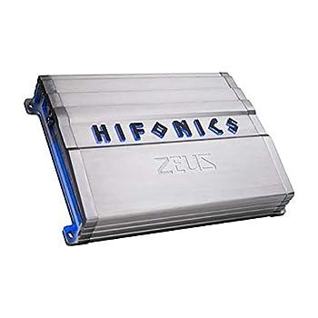 Hifonics Zeus 1X1800WATTS@1OHM Mono  ZG-1800.1D