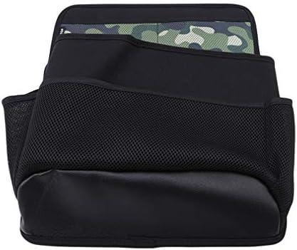 GloryMM Backseat Trunk Organizer Multi Purpose Rear Seat Storage Bag Collapsible Trunk Organizer product image