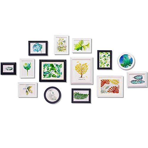 Fotobehang Moderne Minimalistische Creatieve Combinatie Photo Studio Slaapkamer Decoratie fotolijst
