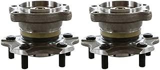 Prime Choice Auto Parts HB612294PR Rear Pair 2 Wheel Hub Bearing Assemblies 5 Stud
