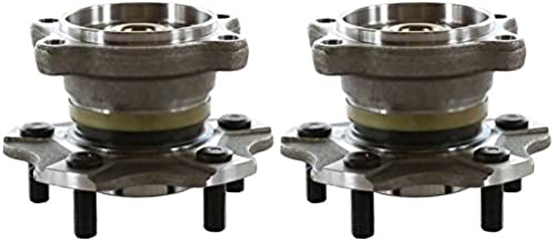 Prime Choice Auto Parts HB612294PR Rear Pair 2 Wheel Hub Bearing Assemblies 5 Stud