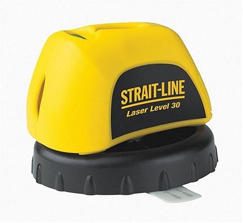 IRWIN Tools STRAIT-LINE LL30 360-graden roterend laserniveau (6041100CD), Model: 6041100CD, Gereedschap & Hardware winkel