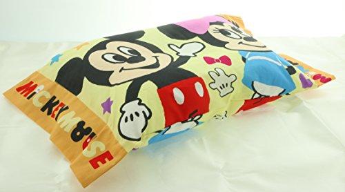 モリシタ『洗えるジュニア枕』
