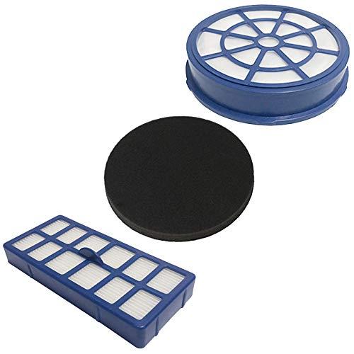 Spares2go - Kit de filtro de escape para aspiradoras Hoover U81 Breeze BR2020 BR30 BR71
