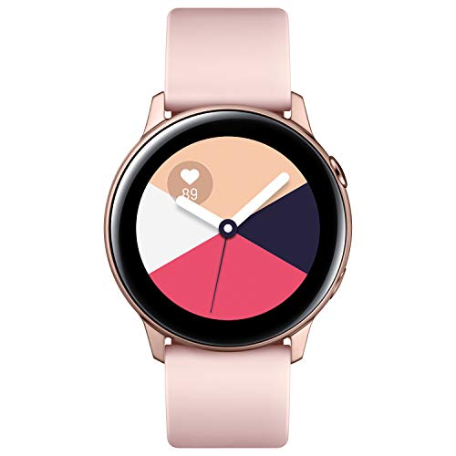 SAMSUNG Galaxy Watch Active Reloj Inteligente Oro Rosa SAMOLED 2