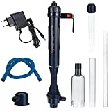 Intercambiador de Agua eléctrico para acuarios, Bomba, Lavadora de Arena, Manguera de Cambio de Agua para acuarios