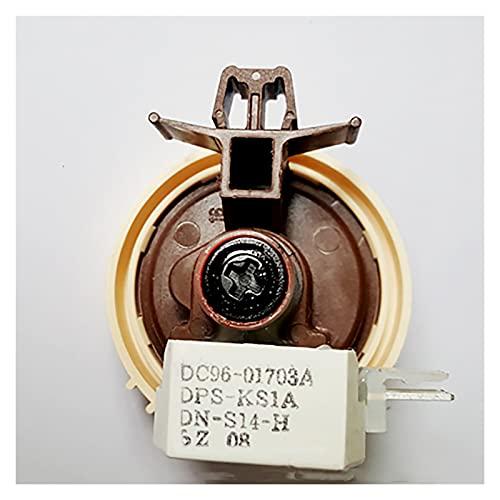 GIS Interruptor de Sensor de Nivel de Agua WF1600WCW Ajuste para la Lavadora de Tambores de Samsung WF1702WCS DC96-01703A Piezas de reparación de reemplazo