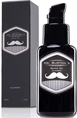 Mr. Burton´s Beard Oil Bartöl Bild