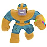 Heroes of Goo Jit Zu Licensed Marvel Supagoo Hero Pack - Thanos, Multicolor, 41130