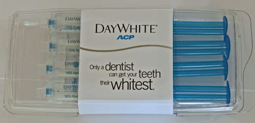 Selling DayWhite ACP Excel 9.5% Tooth Teeth Wh New mail order 12-pack Whitening Gel Day