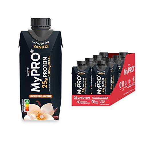 Danone MyPRO+ Proteindrink Vanille-Geschmack 8er Pack, 2.72 kg