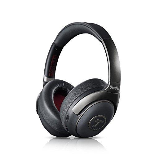 Teufel Mute BT Kopfband, kabellos, Schwarz, Kopfband, Binaural, Ohrumschließend, 20-20.000 Hz, Schwarz