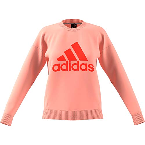 Adidas W Mh Bos Crew Sweatshirt voor dames