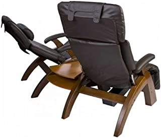 Human Touch Perfect Chair Back Cover - Black Premium Leather PC-000-405-013