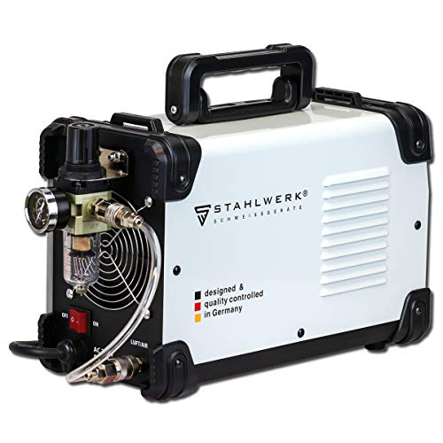 STAHLWERK CUT 50 ST IGBT Plasmaschneider mit 50 Ampere, bis 14mm Schneidleistung, für Lackierte Bleche & Flugrost geeignet, 7 Jahre Herstellergarantie - 2