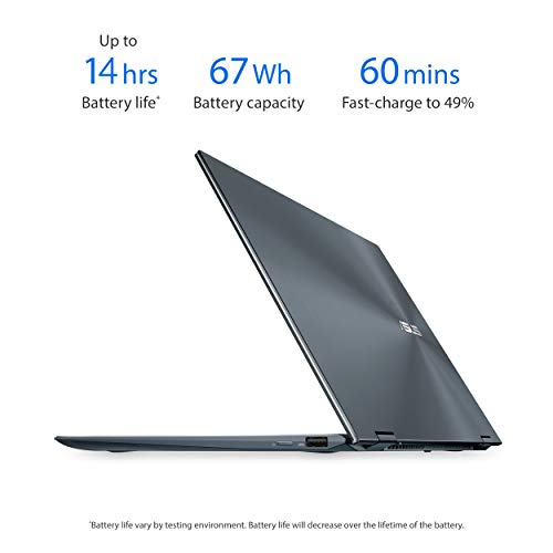 Compare ASUS ZenBook Flip 13 OLED (UX363EA-IH74T) vs other laptops
