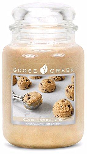 Goose Creek Bouchons de pâte à biscuits Cire Marron 10 x 10 x 17 cm