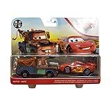 Selección doble | Disney Cars | Modelos de vehículo 2020 | Cast 1:55 | Mattel, tipo: Mater & Lightning McQueen