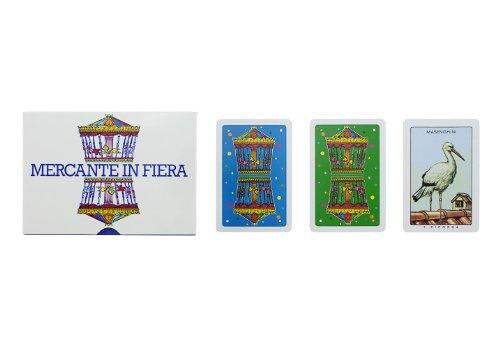 Dal Negro Mercante in Fiera Gioco Carte da Giocattolo 314, Multicolore, 8000831510947