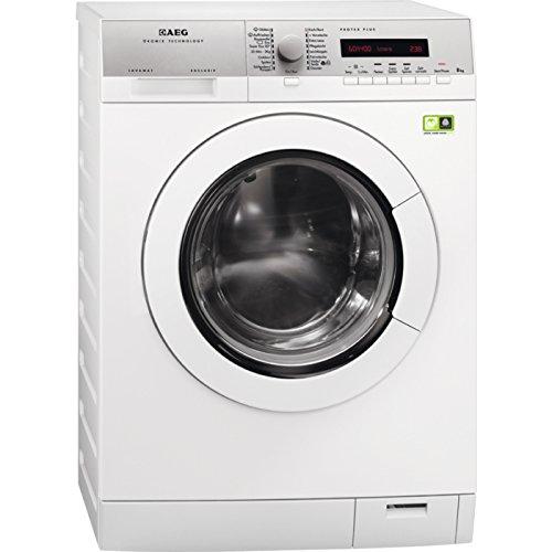 AEG L79489FL lavatrice Libera installazione Caricamento frontale Bianco 1400 Giri/min A+++