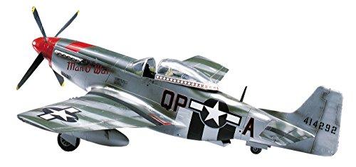 Hasegawa Has ST 5 - Aeromodellismo P-51D Mustang